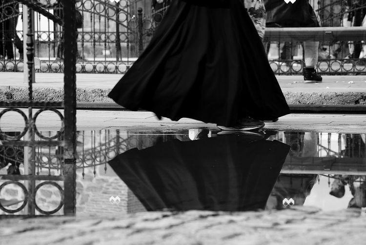 Monochrome Black&white EyeEm Best Shots - Black + White Blackandwhite Urban Lifestyle Capturing Movement Streetphoto_bw Streetphotography Water Reflections The Human Condition Up Close Street Photography Capture Tomorrow