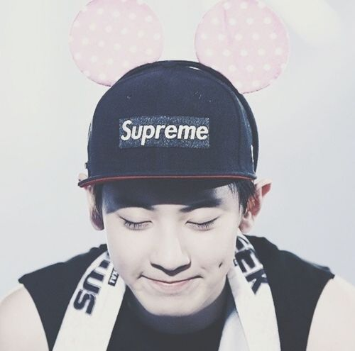 Minnie Yeollie Exo-K Park Chanyeol Minnie Ears
