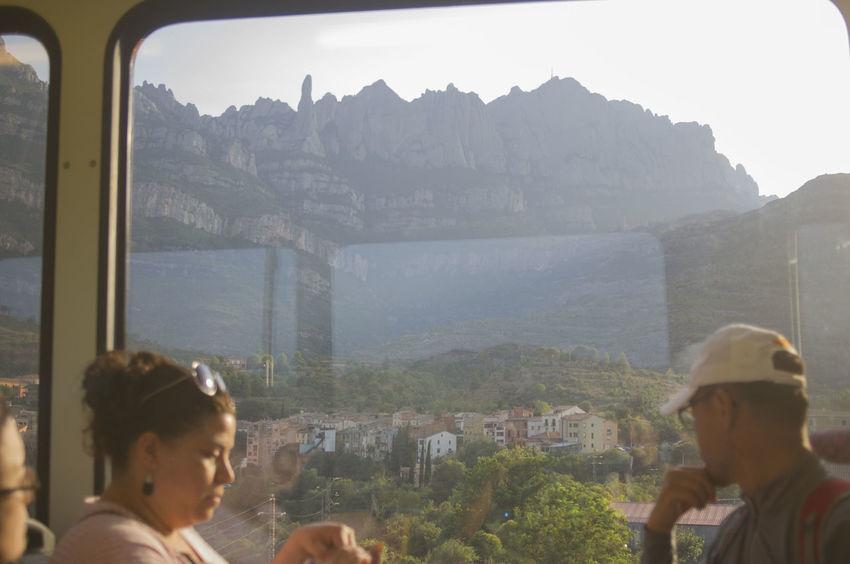Lifestyles Mountain Mountain Range Real People Scenics Travel Destinations