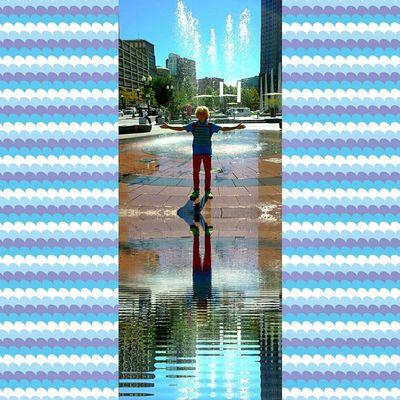 Beautiful reflection Usa2014 Shepic2014
