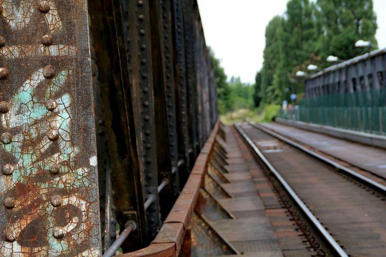 rail Rail Chemin De Fer Pont