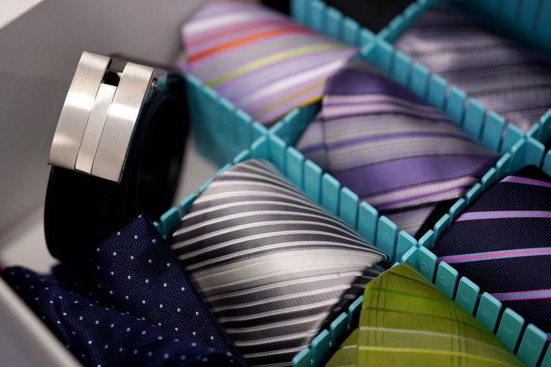 Belt and ties, fashion accessories for man Multi Colored Close-up Indoors  No People Variation Choice Pattern Focus On Foreground Large Group Of Objects Selective Focus In A Row Still Life Rolled Up Striped Backgrounds Group Of Objects Studio Shot Menswear Belt  Tie Colorful Fashion Accessories Man