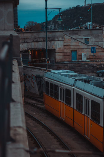 Camera - Canon 550D -Lens - 50 mm f/1.8 Blog : https://www.instagram.com/david_sarkisov_photography/ Architecture Mode Of Transportation Built Structure Transportation Rail Transportation Building Exterior Public Transportation Track Train Railroad Track Window Train - Vehicle City Travel Passenger Train Land Vehicle Day Nature No People Outdoors Streetwise Photography