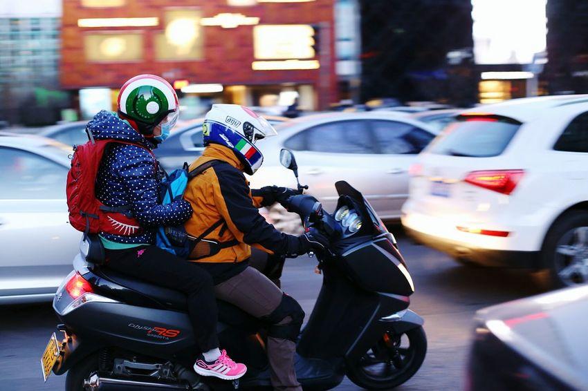 Beijing, China Street Street Photography