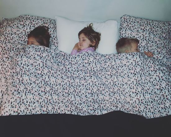 Our Bed Is Theirs Familylife Glorious Days Childhood Children