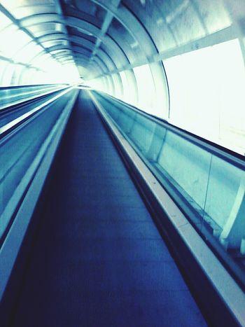 Traveling Public Transportation Tren Street Life