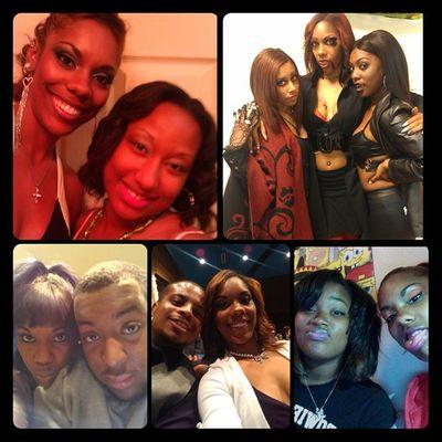 Februarychallenge Day 2: Best Friends @_theeonlyme @_jayeashley_ @damesmiff @philallover @jupiterlove_riah