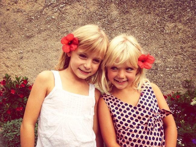mes nieces ❤️❤️❤️