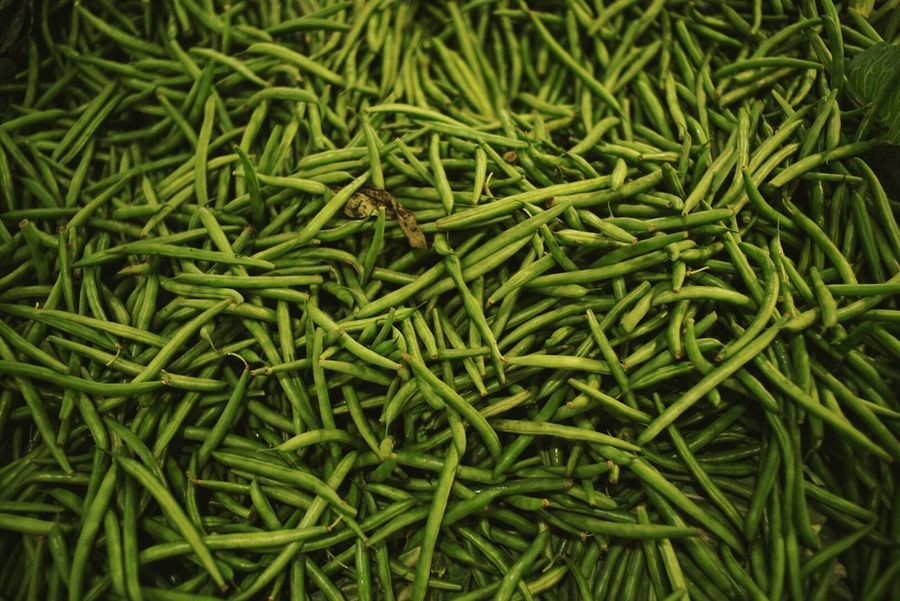 Market fresh green beans. Going To Market Fresh Produce Priime