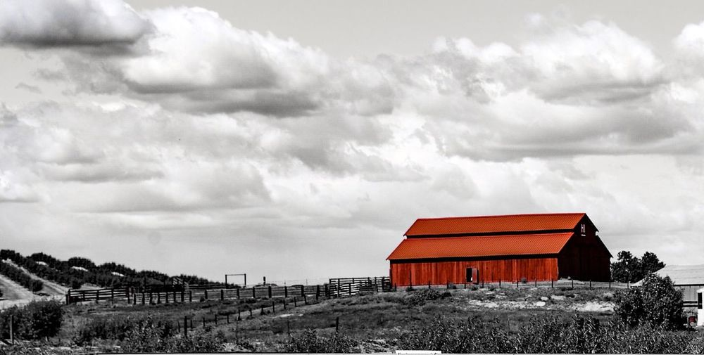 Red barn. Barn,rustic,country,