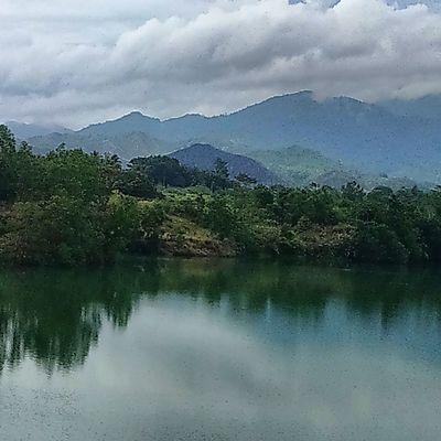 The gift of Mother Nature. Refreshingsight Waterdam Smallblessings Grateful Wanderkat Roadtrip to Baler