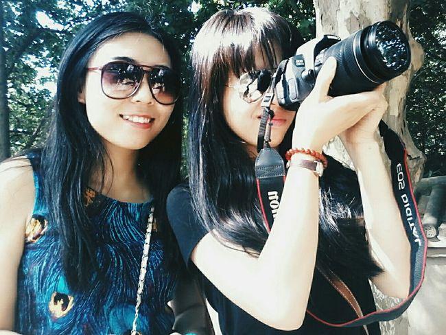 sunshine~Beauty Class That's Me Enjoying Life Walking Around Life Faces Of EyeEm Enjoying The Sun Wuhan