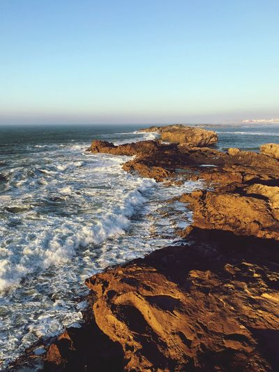Ocean Sky Water