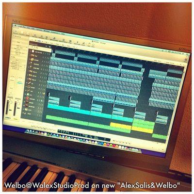 "Welbo@WalexStudioProd on New ""AlexSalis&Welbo"" • AlexSalis Welbo Alexsaliswelbo Gipsy House HouseMusic Music DanceFloor Dance Sardinia Sardegna Italy Italia"