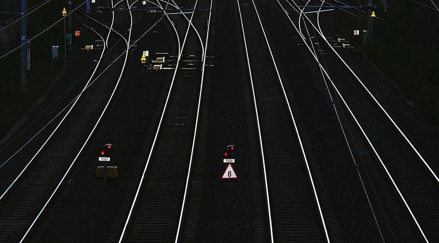 Railways_of_our_world Railroad Tracks Hyvinkää Olympus OM-D E-M5