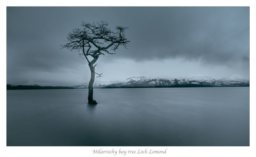 Loch Lomond Loch  Nature Lake Scotland Long Exposure Beauty Water Smooth NikonD7100 View Morning