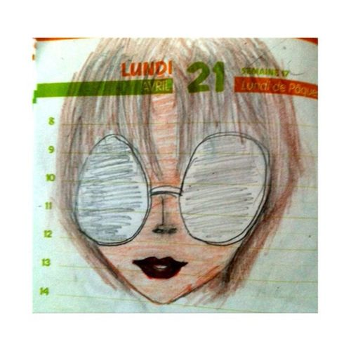 I Love My Sunglasses. Drawing Lips Check This Out