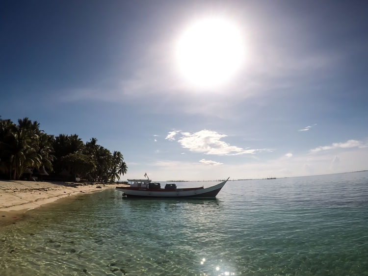 Beautiful Mabul Island, Sabah Malaysia. Sea Travel Tourism Sand Vacations Moments Of My Life Travel Destinations Traveling Water Beach Nature Beautiful View Sky Landscape Green Blue Healthy Lifestyle Outdoors Clean Nice Day Beauty In Nature Backgrounds TrulyMalaysia Trulyasia