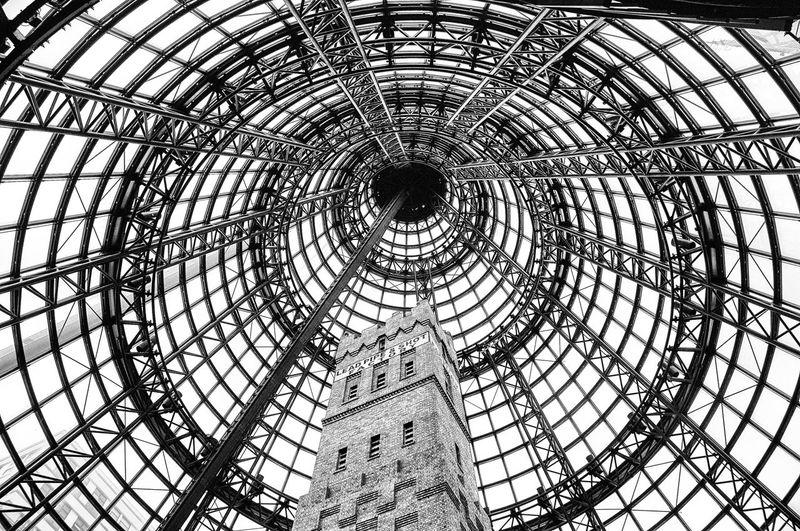 Melbourne Central City Melbourne CBD Architecture Built Structure Glass Melbourne Melbourne Central Travel Destinations
