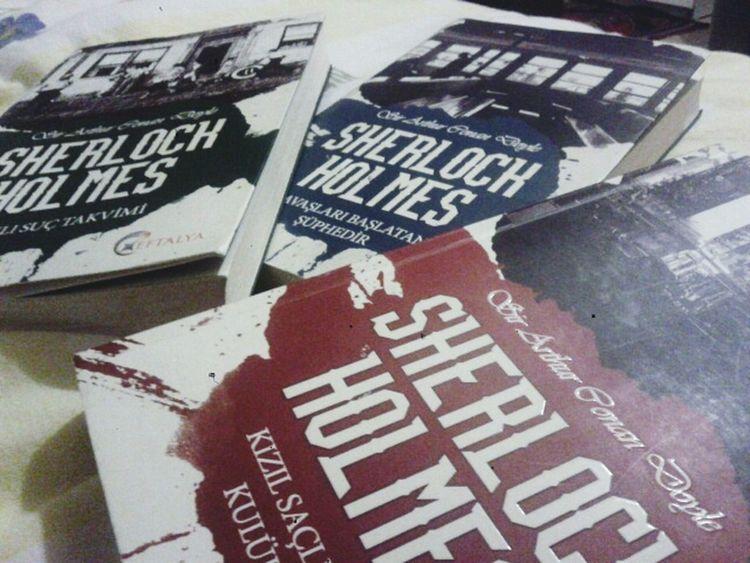 Sherlocked Sherlockholmes Books