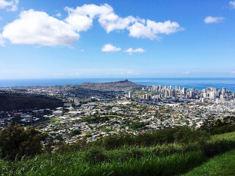Diamondhead Hawaii Honolulu