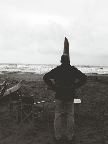 Tutti qyesti ombrelloni mi tolgono la vista ( da un'idea di Alberto che l'ha copoata da Steve Martin) Maritonerd