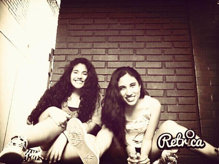 Con mi Feia♥