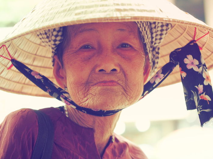 Mothe Viet Nam One Person Portrait People