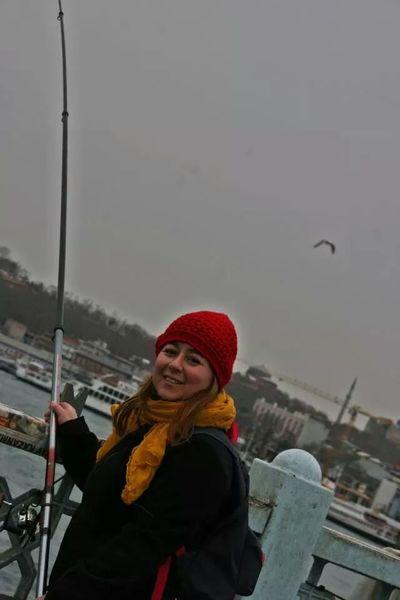 That's Me Eminönü/ İstanbul Istanbul City Enjoying Life