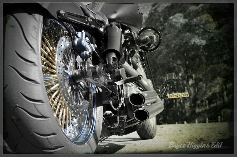 Chrome Harleydavidson Live2ride