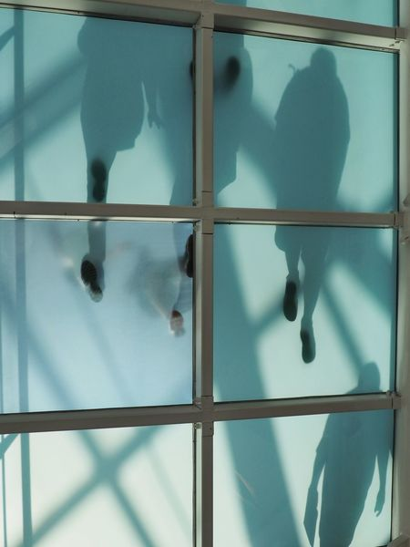 Glass - Material Transparent Shadows & Lights Shadow Minimalobsession Minimalistic Minimalism Indoors  Full Frame Blue Lisbon Oriente Parque Das Nações Art Is Everywhere