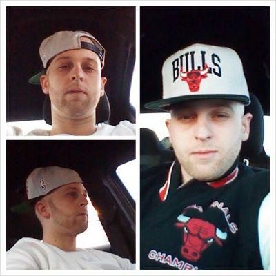 I just be traffic representing Chicago Bulls DaBulls BullsNation