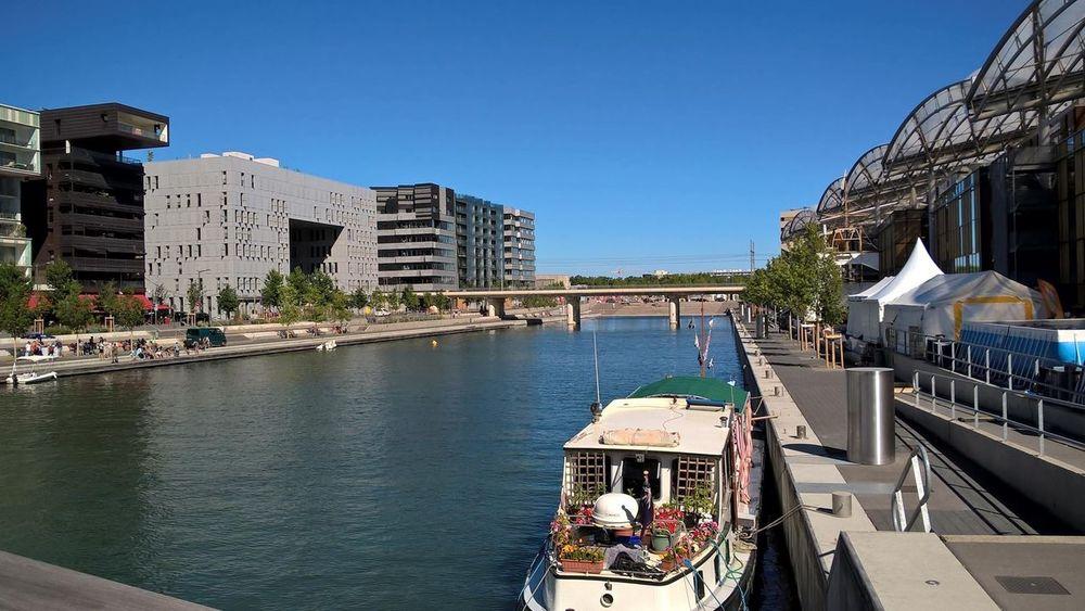 Lyon : Centre Commercial Lyon Confluence