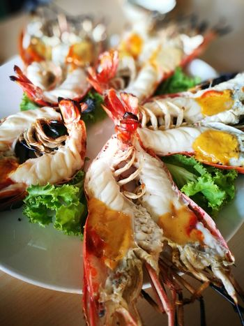 EyeEm Selects Seafood Food Food And Drink No People Crustacean Freshness Close-up Healthy Eating Ready-to-eat