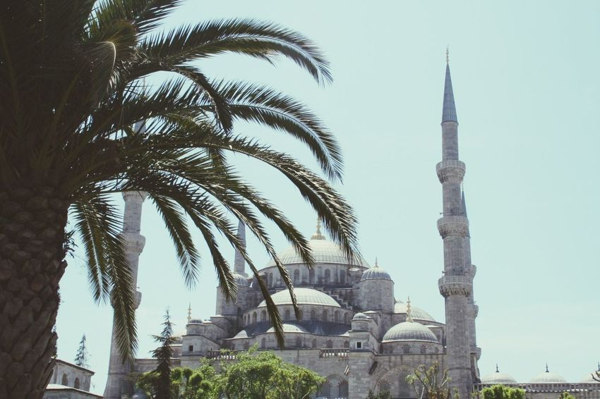 Good Night Türkei Istanbul Mosche