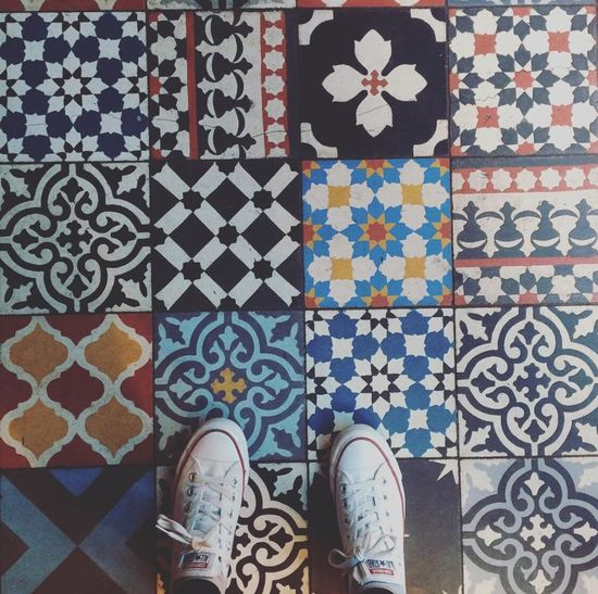 Tiles Budapest, Hungary