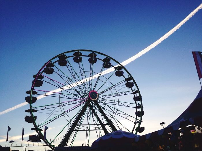 Alameda County Fair Sunset California Pleasonton