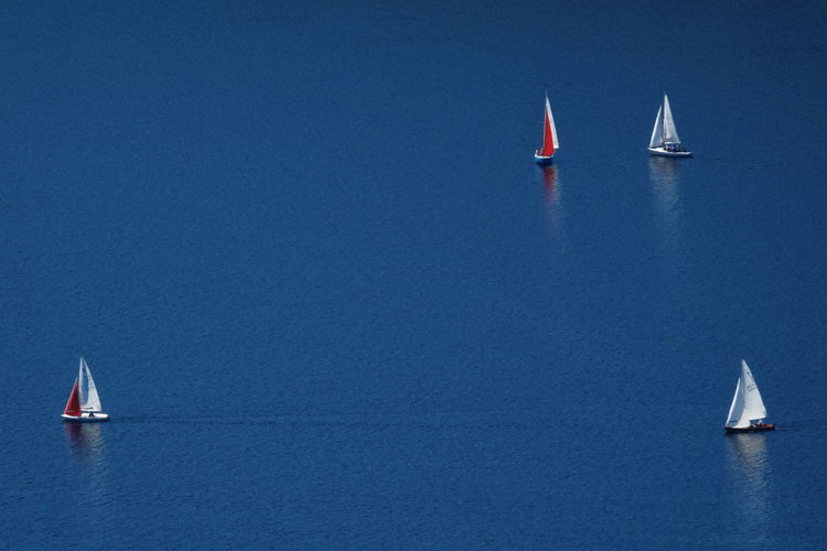 Taking Photos Check This Out Enjoying Life Sony Rx 10 Black Forest Boats Sailing Fine Art Minimalism Lake View Nature_collection Taking Photos Sail Away, Sail Away