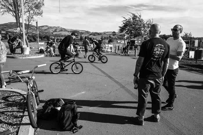 BMX. Napa, CA, 2016. Bmx  Ñapa FujifilmX_US Monochrome Bnw_society