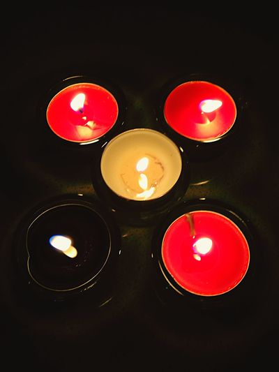 Enjoying Life Candles Burning Brightly Pretty Taking Photos Relaxing