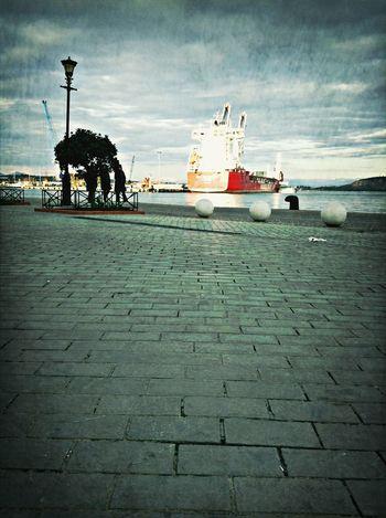 Preveza Port Skrill IT Far From Home