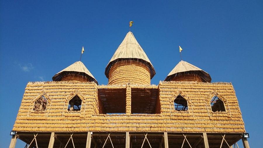 corn castle.
