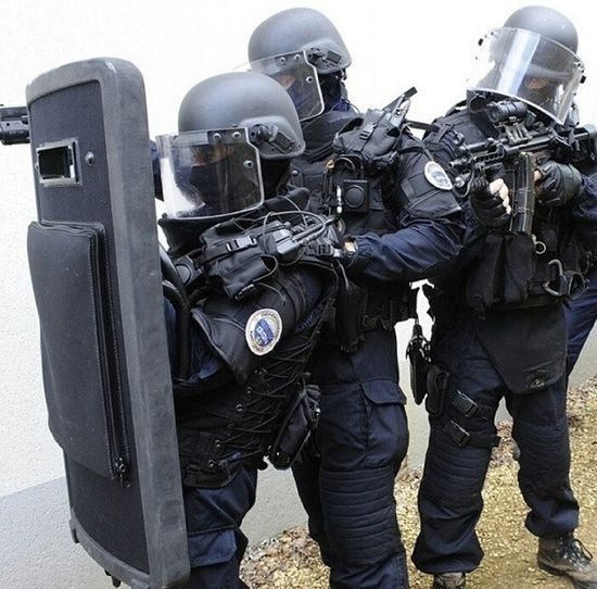 French GIGN France French Military French Special Forces GIGN