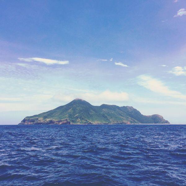 Blue Garageimg Landscape Mountain Outdoors Sea Taiwan Voyage Island Exploring