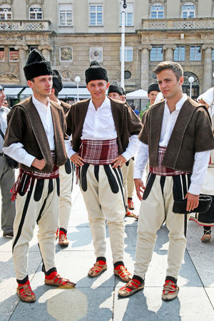 International Folklore Festival,Zagreb,2016.,contributors from Macedonia,72 Boys City Costumes Culture Dance Day Eu Folklore International Folklore Festival Macedonia Portrait Traditional Youth Zagreb, Croatia