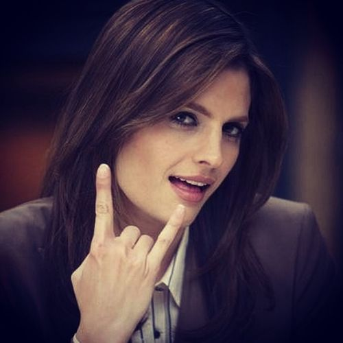 Stana Katic Rock
