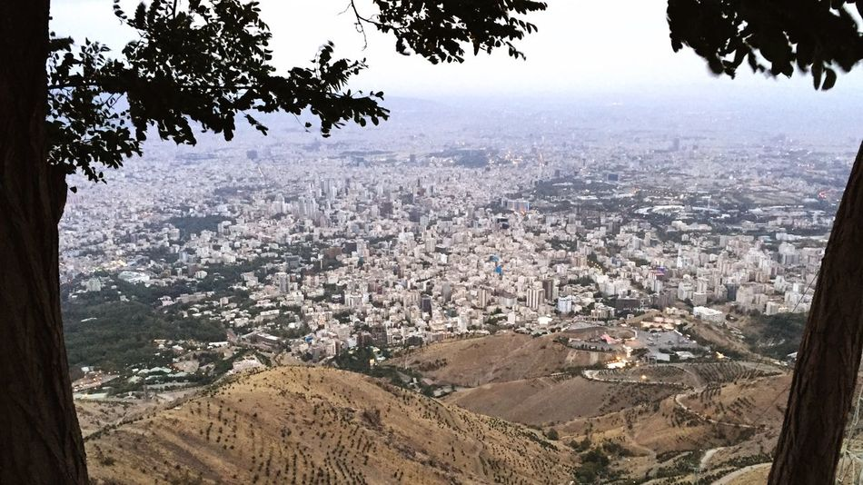 Cityscapes Tehran Iran Tochal