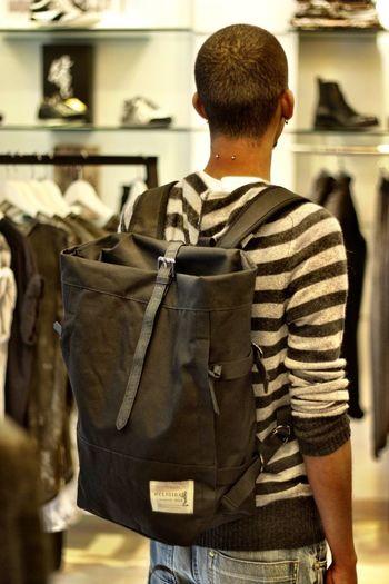 Le sac à dos fait son grand retour!