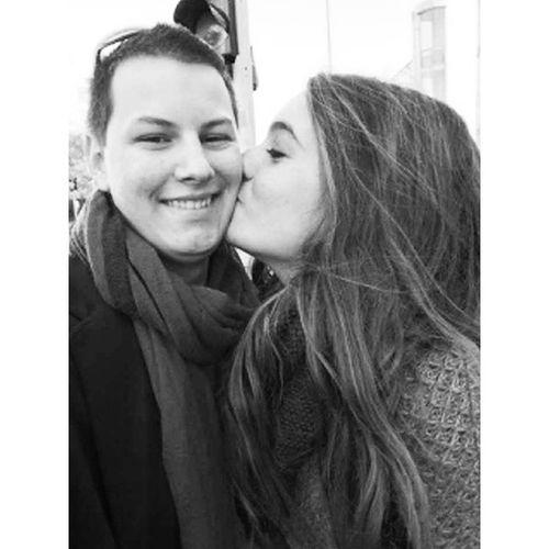 Y a pas plus fort que l'amour que j'ai pour toi ♥ BB Love Monamouur Toujours plus kisses hugs smile bonheur iloveyouu picoftheholidays