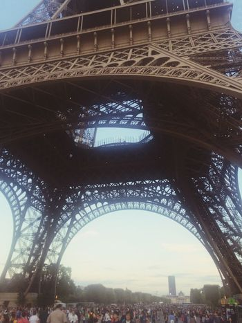 eiffel tower Architecture ❤️